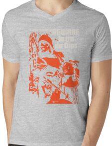 Aguirre, Wrath Of God Mens V-Neck T-Shirt