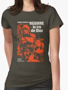 Aguirre, Wrath Of God Womens Fitted T-Shirt