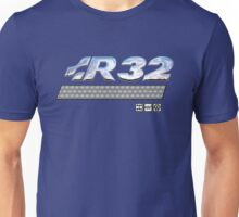 VW Golf R32 Unisex T-Shirt