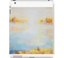 Morning Lake iPad Case/Skin