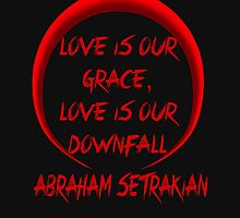 The STRAIN - Love is our grace, Love is our downfall (RED) Eclipse by WiseOut