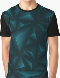 Polygonal Graphic T-Shirt