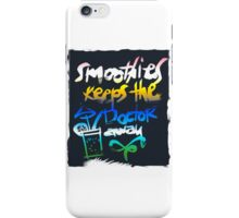 Smoothies iPhone Case/Skin