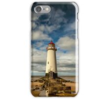 Lighthouse Point of Ayre iPhone Case/Skin