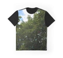 Lights In Trees Graphic T-Shirt