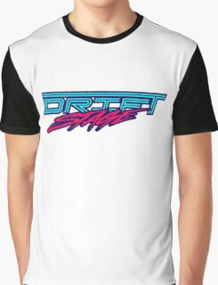 DRIFT STAGE Graphic T-Shirt
