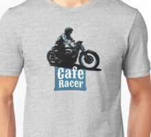 Cafe Racer - racing vintage motorcycle Unisex T-Shirt