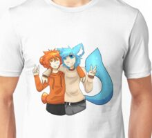 Gumball and Darwin Watterson Unisex T-Shirt