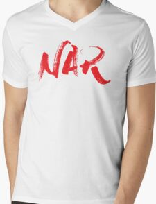 NAR Mens V-Neck T-Shirt