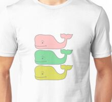 The Schuywhale sisters Unisex T-Shirt