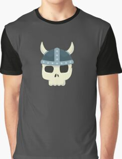 Viking Warrior Graphic T-Shirt