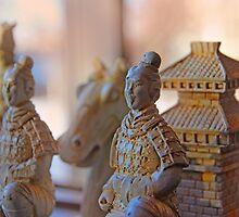 Terracotta Army by Al Bourassa