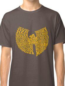 Text Music Anniversary Classic T-Shirt