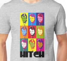 Christopher Hitchens - poster boy of atheism? Unisex T-Shirt