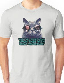 Galaxy cat glasses - pulp fiction quote jules Unisex T-Shirt