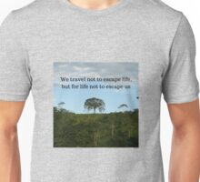 Costa Rica Landscape Motivation Unisex T-Shirt