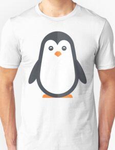 Cute Penguin // Cute Aquatic Animal Unisex T-Shirt