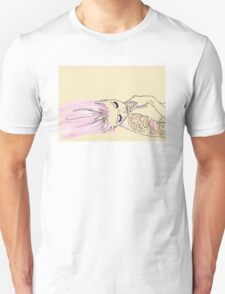 Girl with the dragon tattoo Unisex T-Shirt