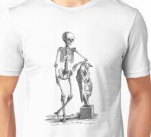 Skeleton Thinker Unisex T-Shirt