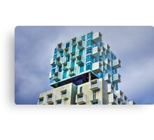 Cubed Living up High in Melbourne, Victoria Metal Print