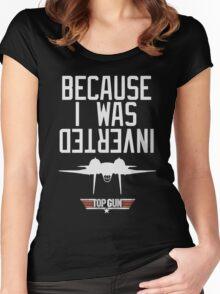 Top Gun Women's Fitted Scoop T-Shirt