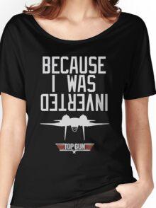 Top Gun Women's Relaxed Fit T-Shirt