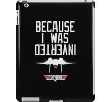 Top Gun iPad Case/Skin