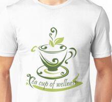 Tea Cup Of Wellness Unisex T-Shirt