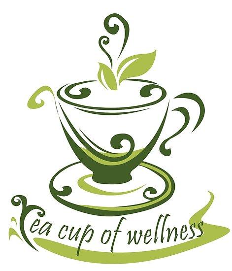 Tea Cup Of Wellness by papabuju