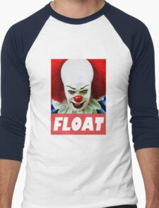 float Men's Baseball ¾ T-Shirt