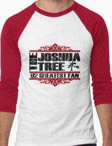 U2 t Shirts independent design Men's Baseball ¾ T-Shirt