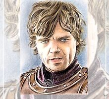 Peter Dinklage miniature PD2 by wu-wei