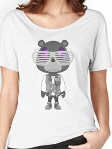 Kanye West Graduation bear Women's Relaxed Fit T-Shirt