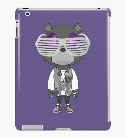 Kanye West Graduation bear iPad Case/Skin