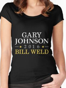 Johnson Weld 2016 Women's Fitted Scoop T-Shirt
