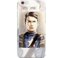 Chris Evans miniature CE1 iPhone Case/Skin