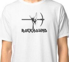 Rock and Roll Rockhound Classic T-Shirt