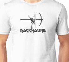 Rock and Roll Rockhound Unisex T-Shirt