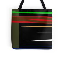 Decorative line abstraction Tote Bag