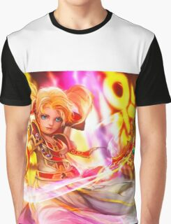 World of Warcraft – Gnome Priest Graphic T-Shirt