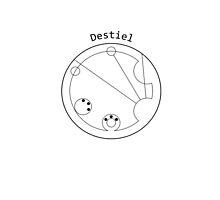 Destiel by CecilieJoh