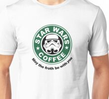 Star Wars Starbucks Funny Fanmade RC Unisex T-Shirt