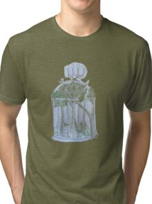 Nature's Cage Tri-blend T-Shirt
