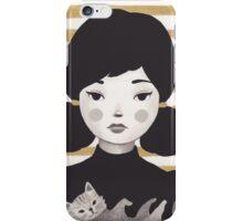 Kitty Girl II iPhone Case/Skin