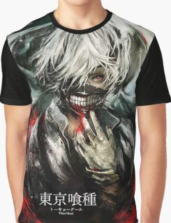 Tokyo Ghoul – One Eyed Ghoul Graphic T-Shirt