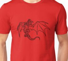 Skyrim Dragon Unisex T-Shirt
