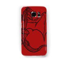 Skyrim Dragon Samsung Galaxy Case/Skin