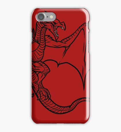 Skyrim Dragon iPhone Case/Skin
