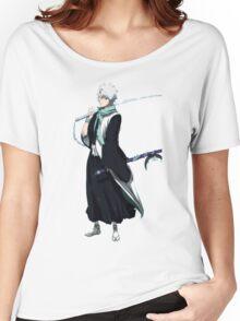 Toshiro Hitsugaya Cool Women's Relaxed Fit T-Shirt