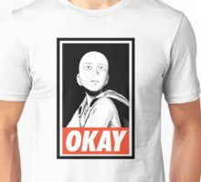 man_okay_face_baby Unisex T-Shirt
